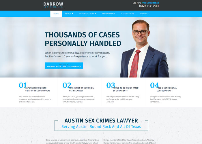 austin sex crime lawyer